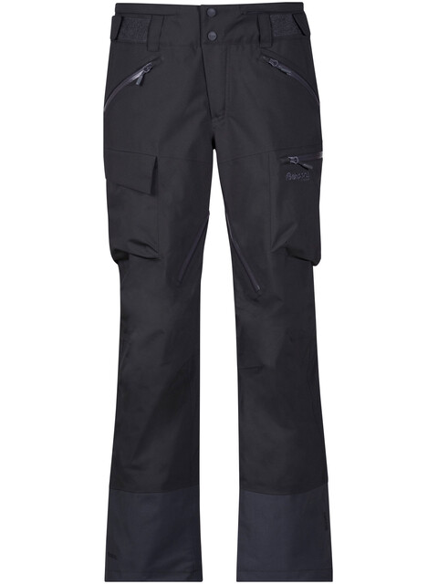 Bergans W's Hafslo Pants Solid Charcoal